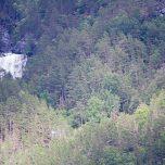 Wasserfall überm Nærøyfjord