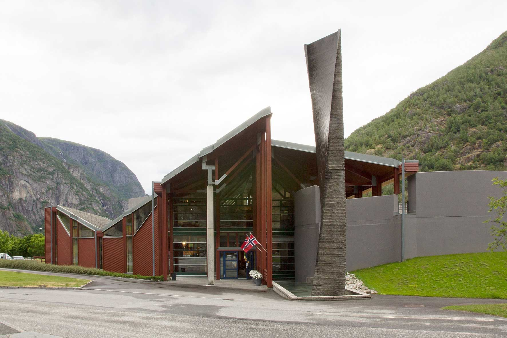 Hardangervidda Natursenter Eidfjord