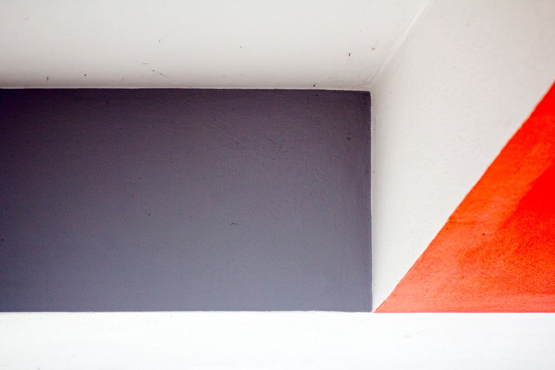 Bauhaus Dessau Zimmerecke
