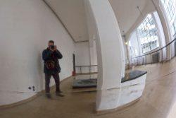 Bauhaus Dessau Spiegelnde Kugel