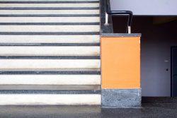 Bauhaus Dessau Treppe