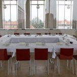 Bauhaus Dessau Festtafel