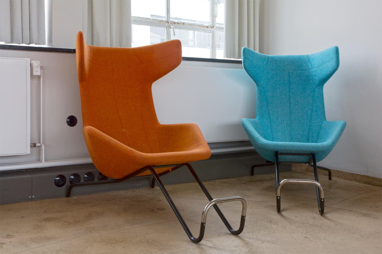 Bauhaus Dessau Sessel