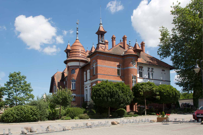 Gutshaus am Vielfruchthof Domstiftsgut Mötzow