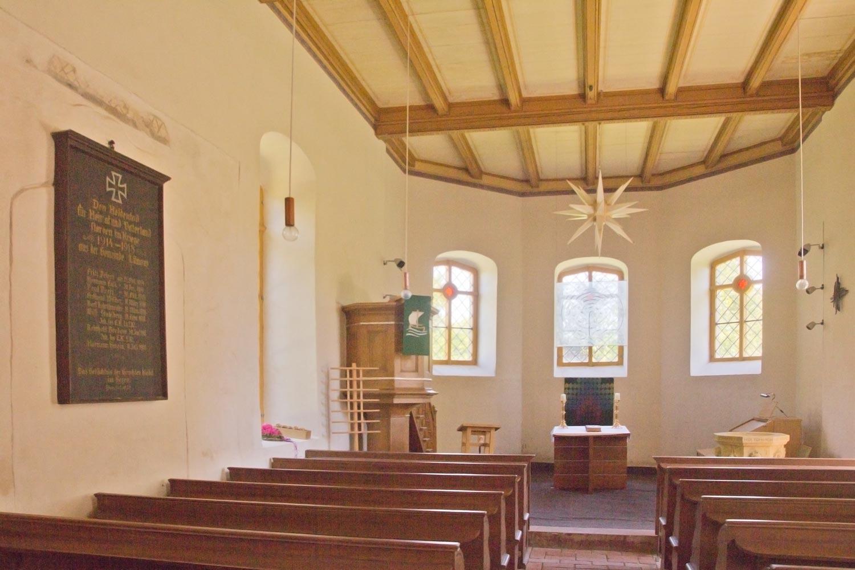 Dorfkirche Lünow