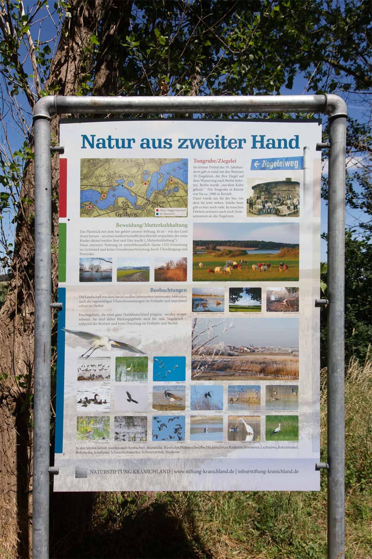 Natur aus zweiter Hand