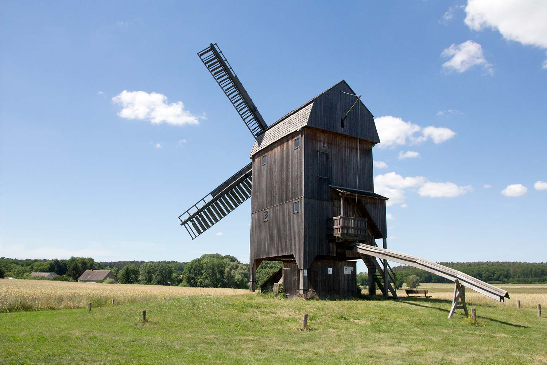 Bockwindmühle Ketzür