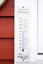 Sommerliche Temperaturen Hardangervidda