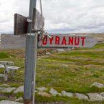 Weiter Richtung Dyranut