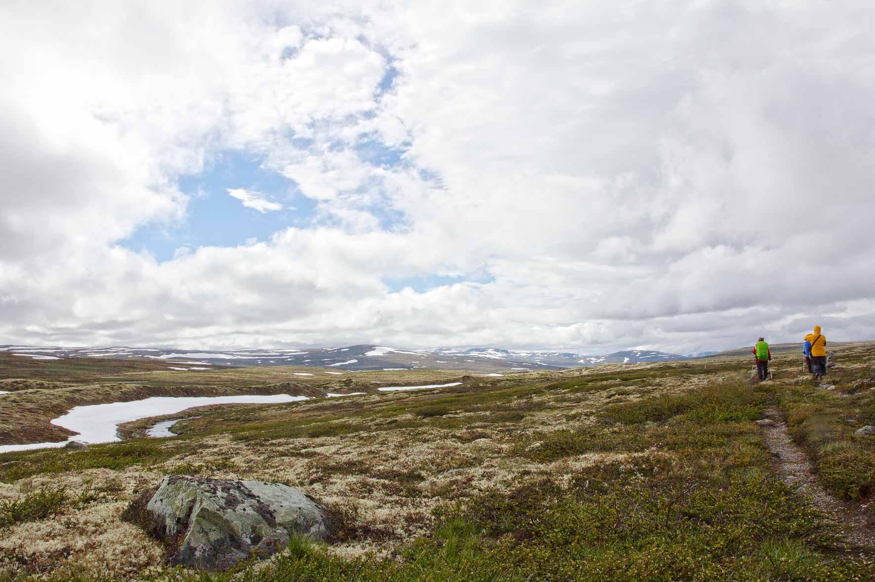 Wandern Hardangervidda