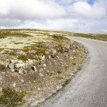 Straße nach Trondsbu
