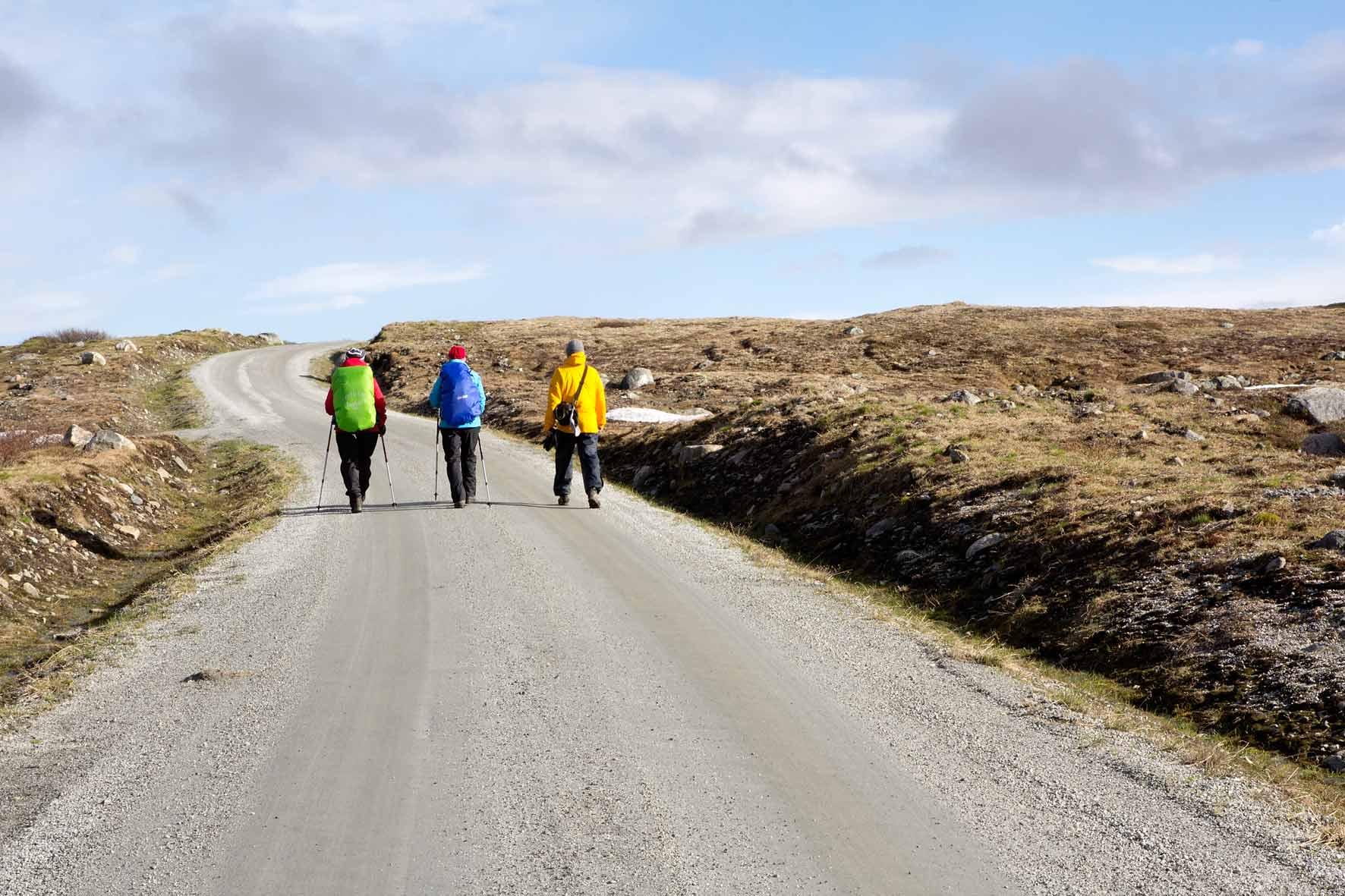 Bequemes Wandern Hardangervidda