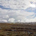 Sonne Hardangervidda