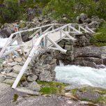 Brücke Fluß Vivo