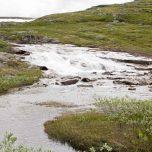 Fluß Fljoto Hardangervidda
