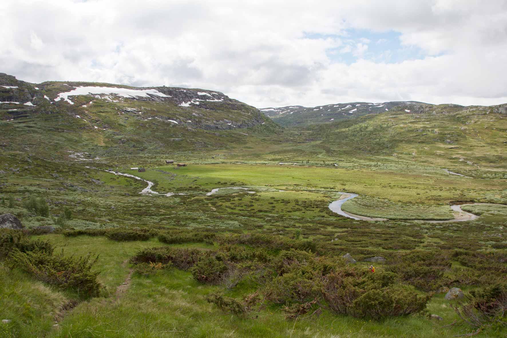 Fljotdal Hardangervidda