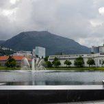 Stadtsee und Ulriken