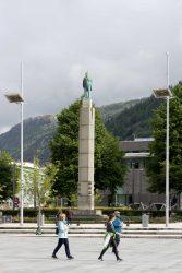Denkmal für Christian Michelsen in Bergen