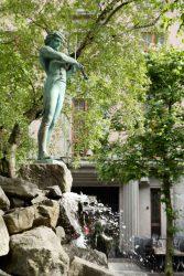 Denkmal für Ole Bull in Bergen