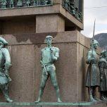 Seemannsdenkmal Bergen