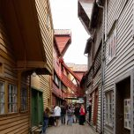 Hanseviertel Bryggen Bergen