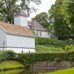 Kirche in Gamle Bergen