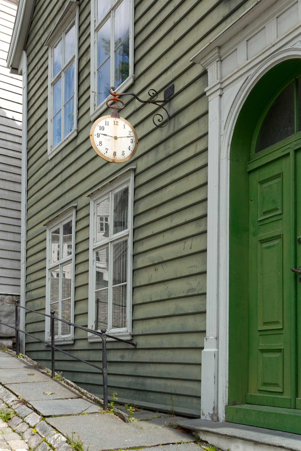 Uhrmacher in Gamle Bergen
