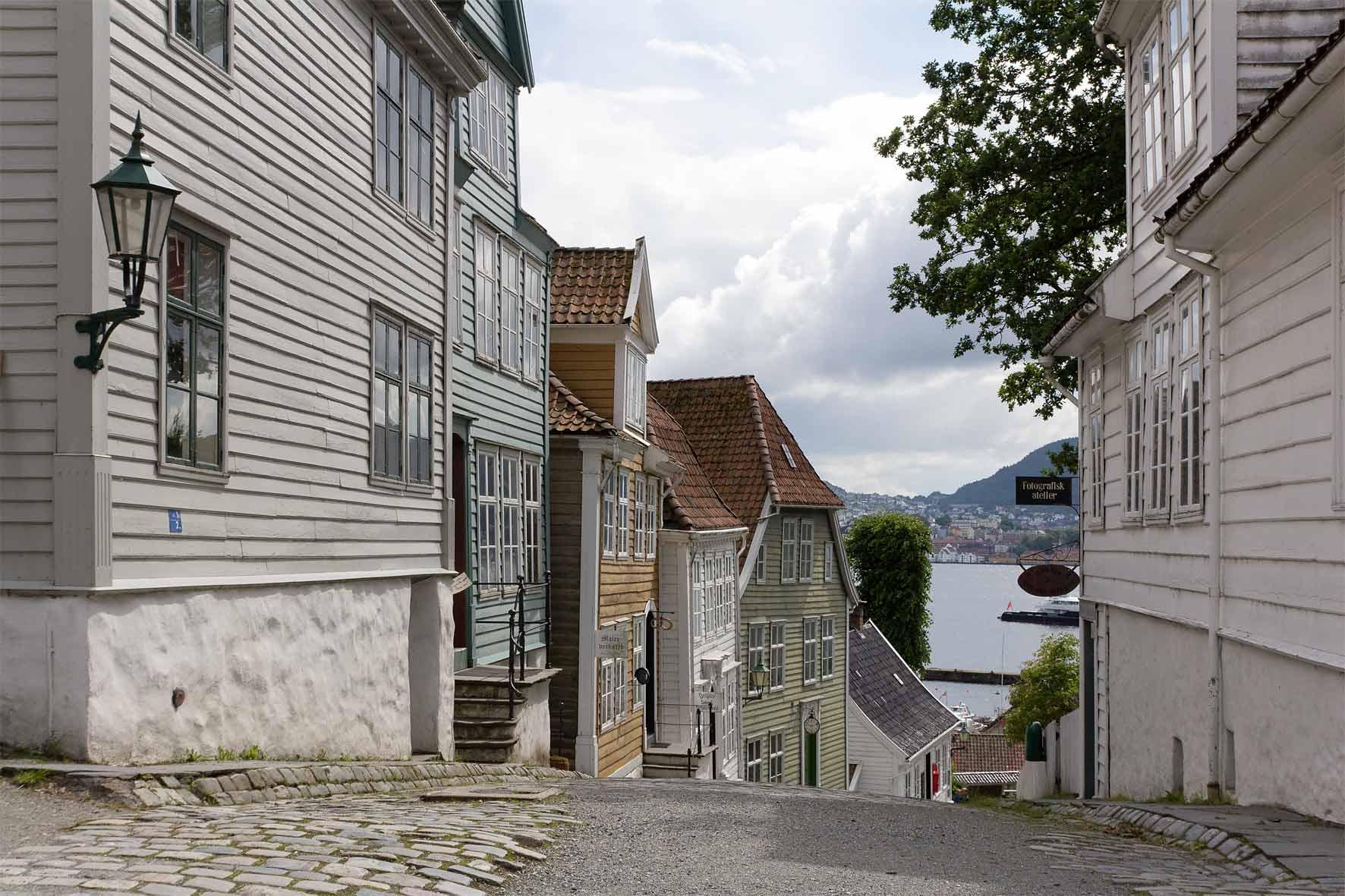 Gammle Bergen