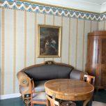 Altes Wohnzimmer in Gamle Bergen