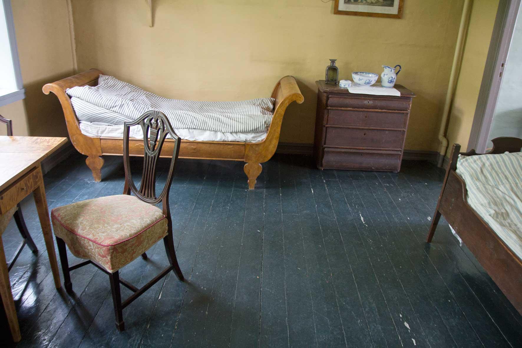 Schlafzimmer in Gamle Bergen