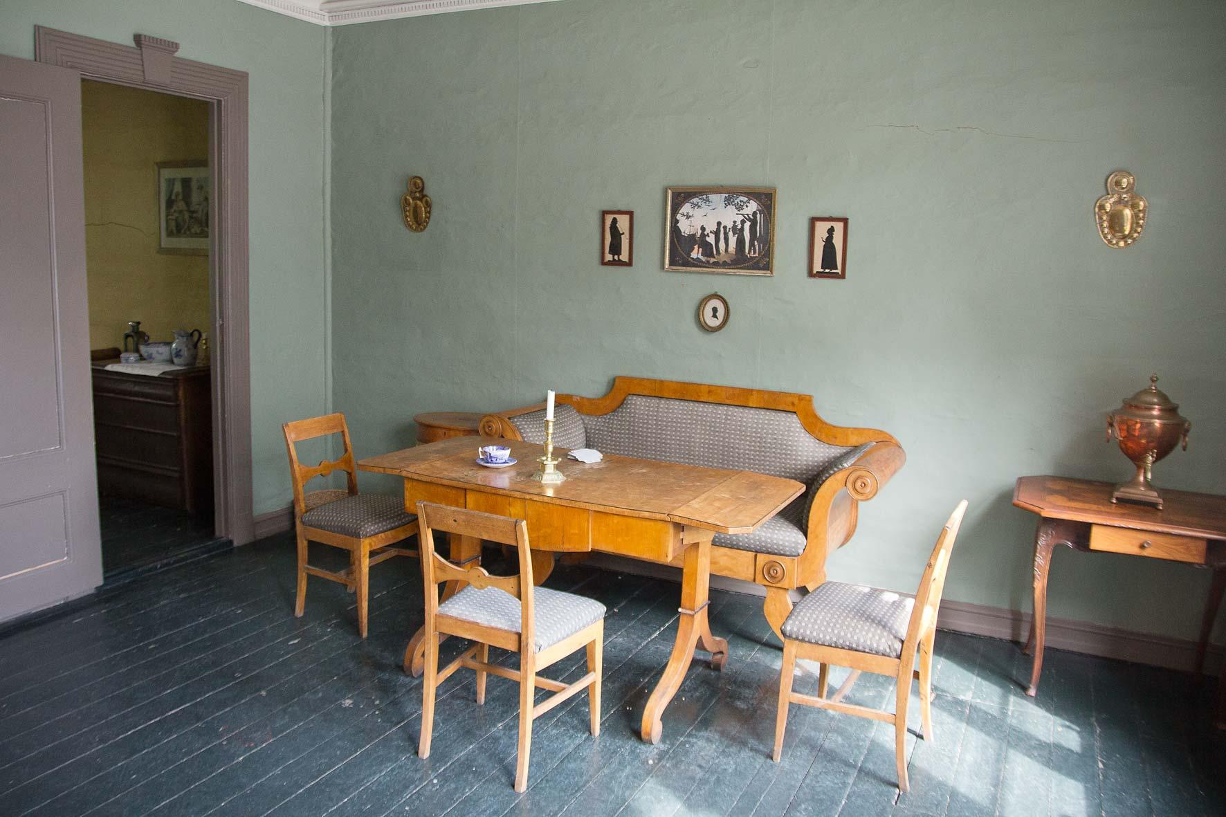 Eßzimmer in Gamle Bergen