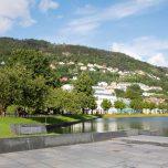 Fløyen Hausberg Bergen