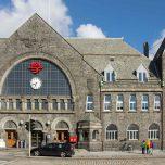 Bahnhof Bergen
