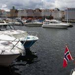 Stadtzentrum Bergen