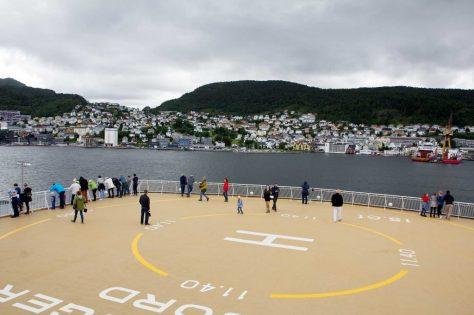 Abschied von Bergen