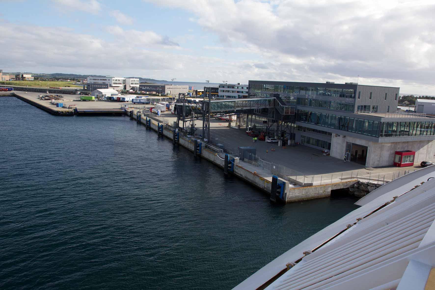 Haven von Stavanger, Fjord Line