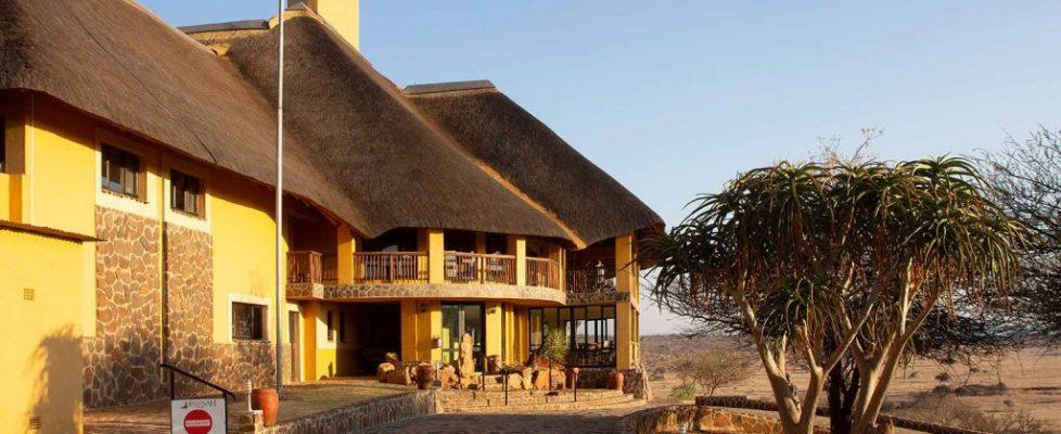 Hannah Game Lodge, Südafrika