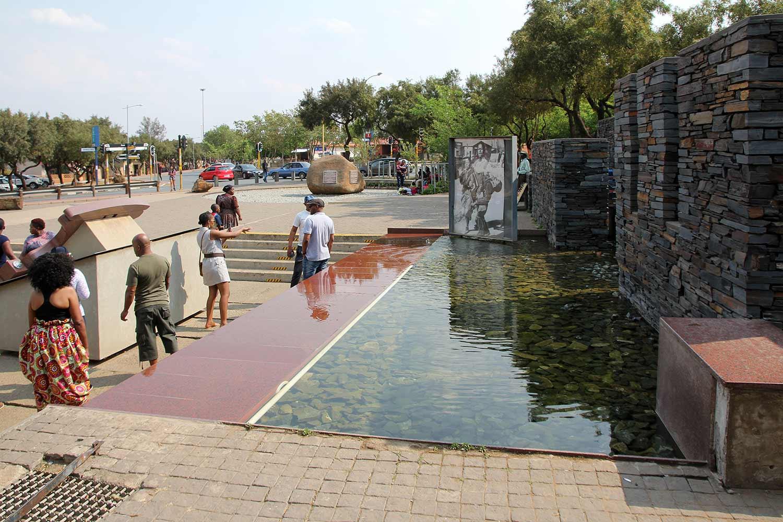 Mahnmal, Soweto, Schüleraufstand