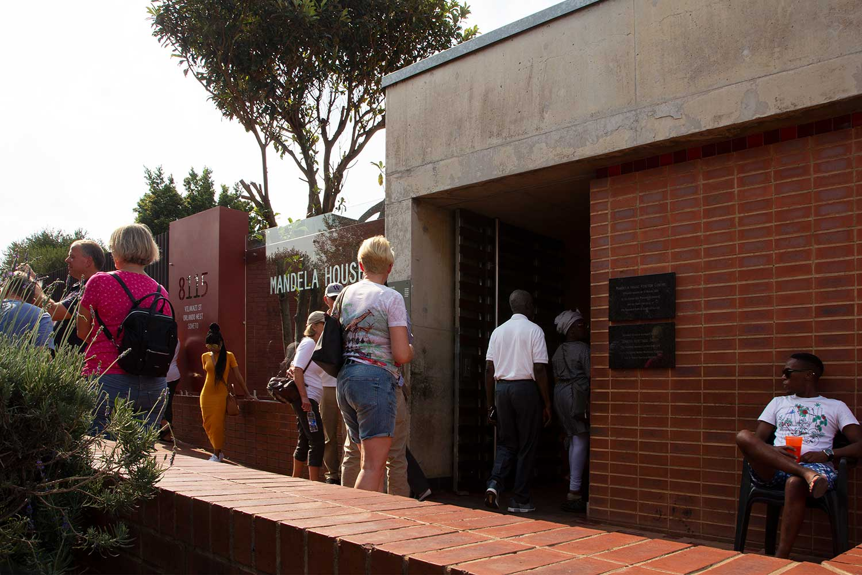 Soweto, Mandela Haus