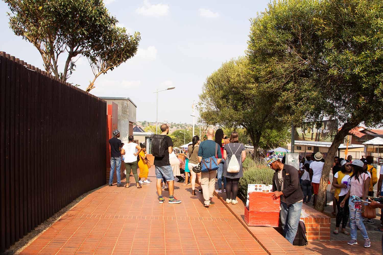 Mandela Haus, Soweto