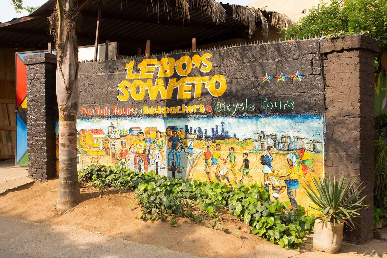 Lebo's Soweto, Soweto