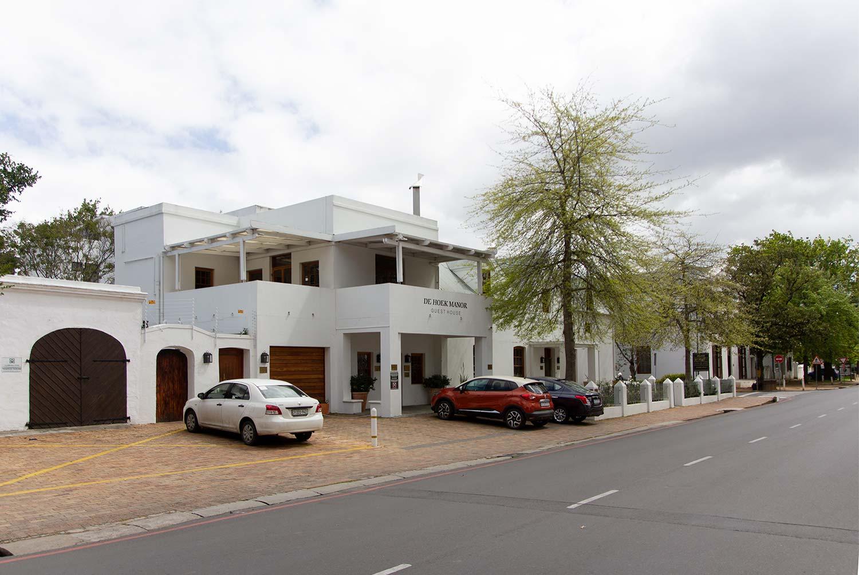 De Hoek Manor, Stellenbosch
