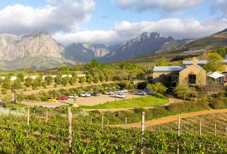 Tokara, Stellenbosch